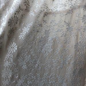As U Wish Dresses - *3/20* As U Wish Cream Lace Mini